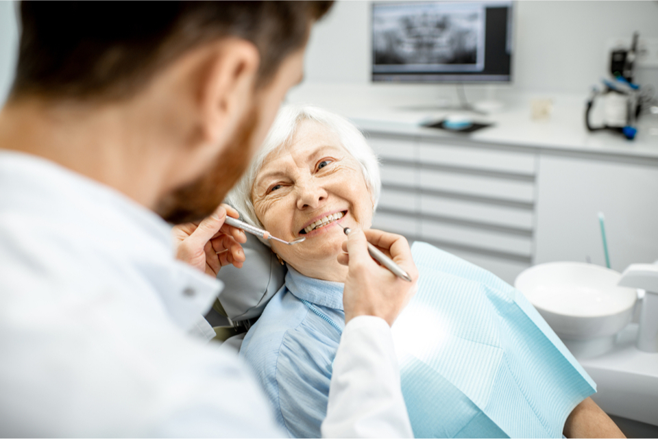 Why Medicare beneficiaries need dental insurance